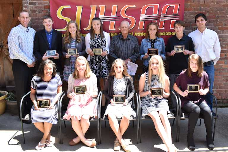2017 Jim Burnes Leadership Award Winners