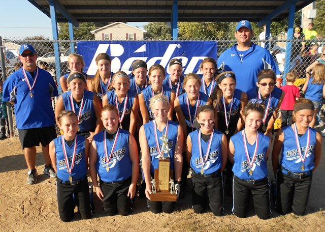 2013-Class-S-Softball-2nd-Place-Steeleville
