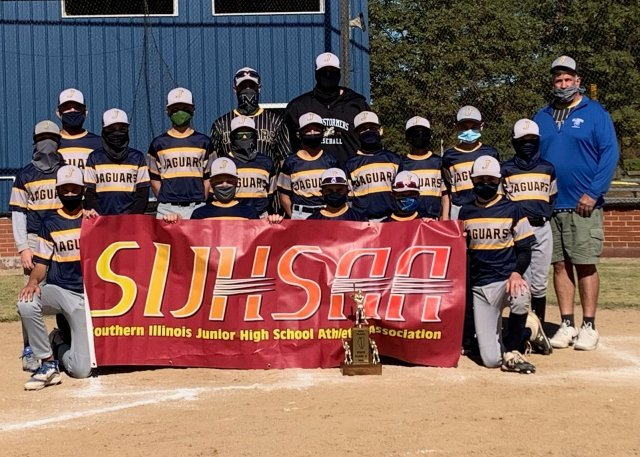 Baseball Class S 4th Place St. Joseph Catholic