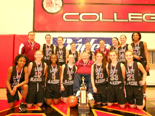 2013 Class L Girls Basketball 1st - Collinsville