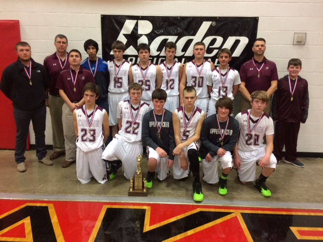 2016 Boys Basketball Class M 4th Cobden