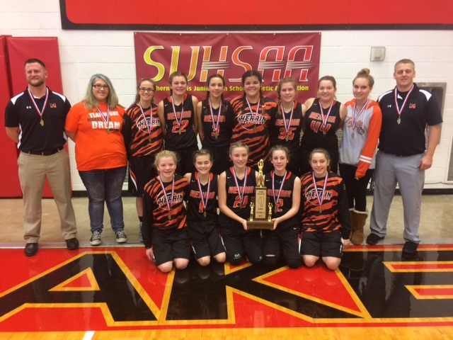 2017 Girls Class L Basketball 2nd Place Herrin