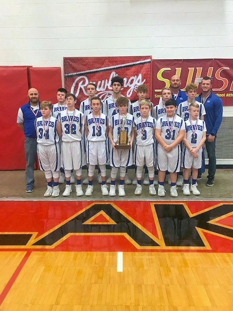 2018 S 3rd Boys BB Steeleville