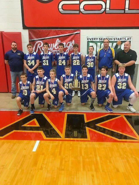 2018 S 4th Boys BB Altamont Lutheran