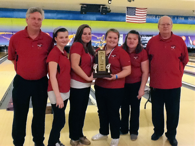 2013 Girls 2nd Alton