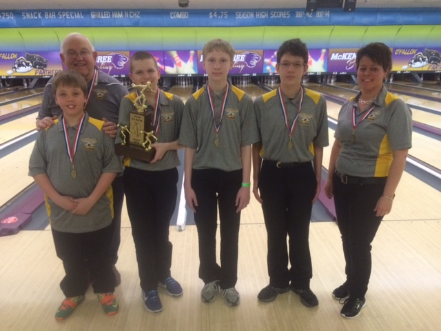 2016 Boys Bowling 4th Carriel OFallon