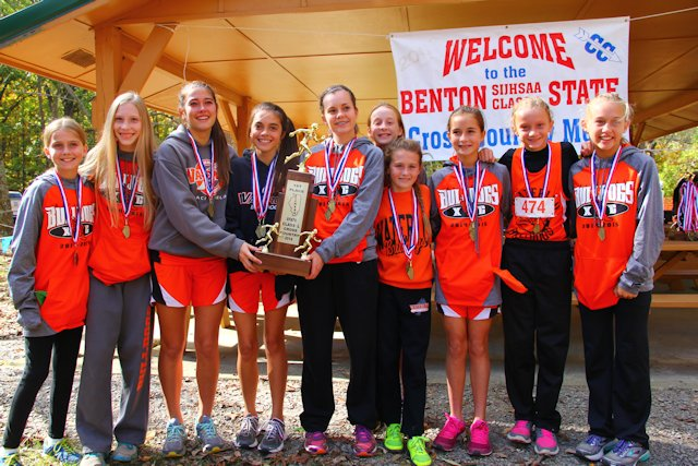 2014-Class-L-Girls-Cross-Country-1st-Place-Waterloo
