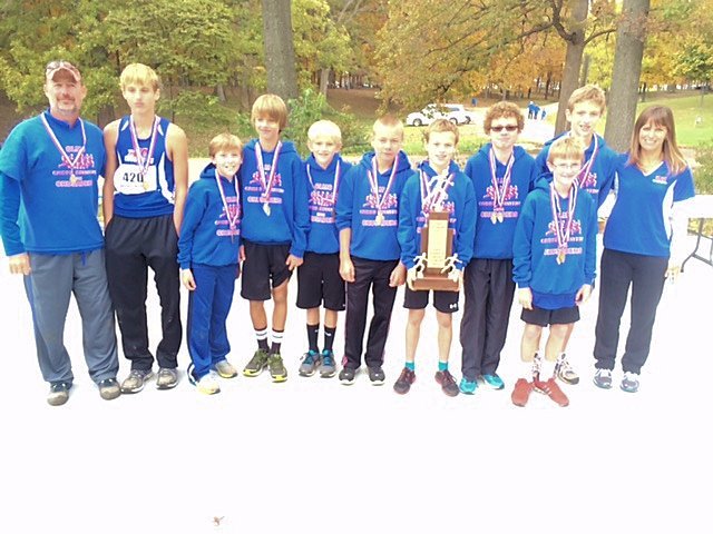 2014-Class-S-Boys-Cross-Country-1st-Place-OLMC-Herrin