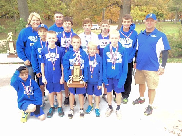 2014-Class-S-Boys-Cross-Country-2nd-Place-Steeleville