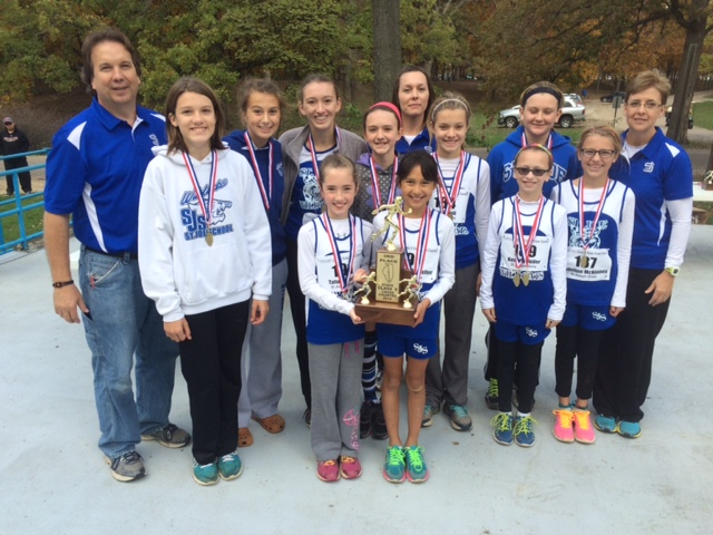 2014-Class-S-Girls-Cross-Country-3rd-Place-St-Joseph-Olney