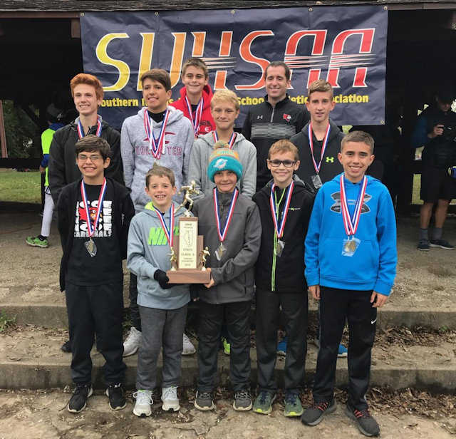 2018 SIJHSAA Class S Boys 2nd Place Norris City Omaha Enfield