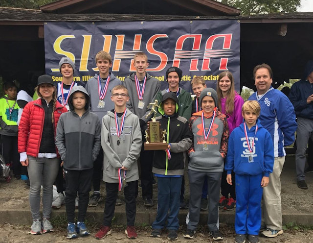 2018 SIJHSAA Class S Boys 4th St Joe Olney