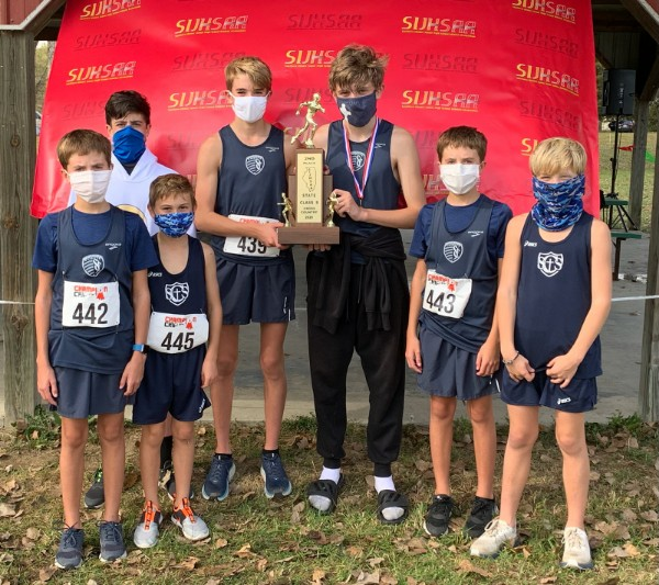 2020 Class S Boys 2nd Place St. Clare