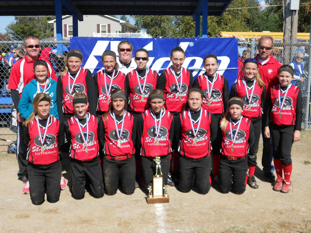 2012-Class-S-Softball -4th-Place-St-John-Lutheran-Red-Bud
