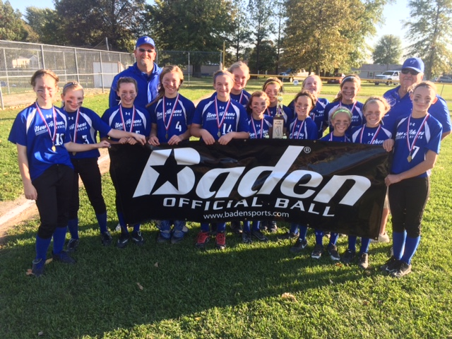 2014-Class-S-Softball-2nd-Place-New-Athens