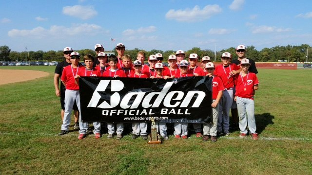 2015 Baseball Class L 4th Place - DuQuoin