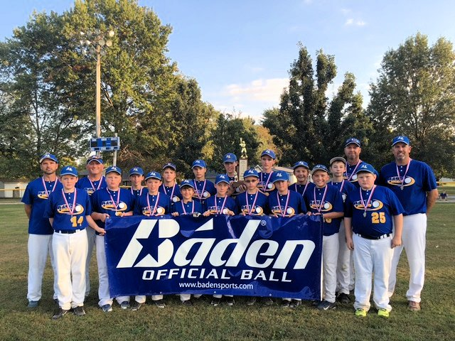 2015 Baseball Class S 2nd Place - Altamont Lutheran Co-op