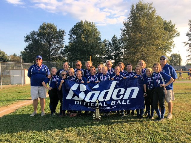 2015 Softball Class S 2nd Place - New Athens
