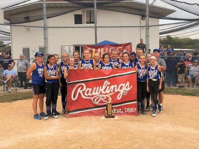 2017 Class L Softball 2nd - Murphysboro