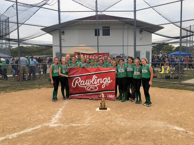 2017 Class L Softball 4th - Hamilton County