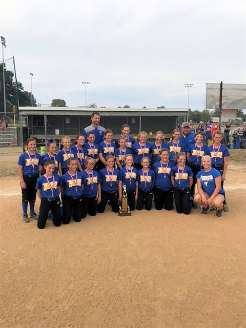 2017 Class M Softball 2nd - Trico
