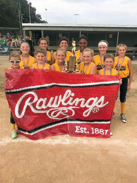 2017 Class M Softball 4th - Adams - Creal Springs