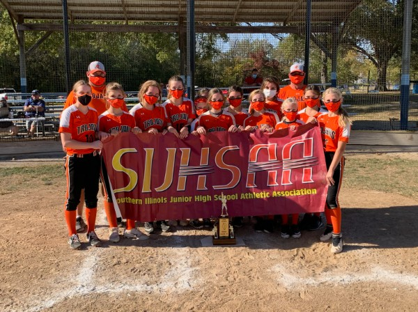 Softball Class M 4th Place Crab Orchard