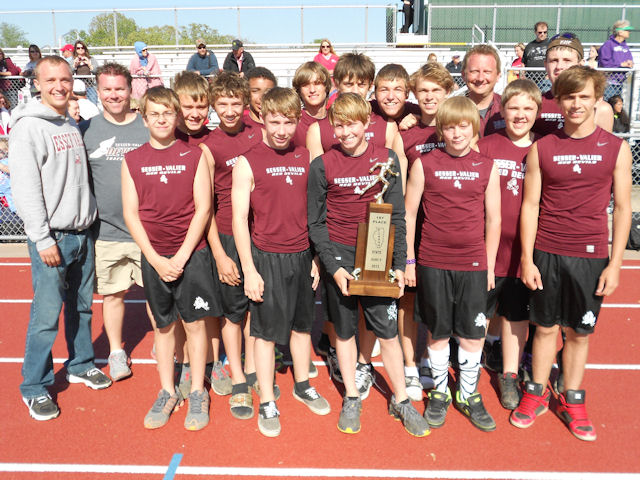 State Champions - Sesser-Valier