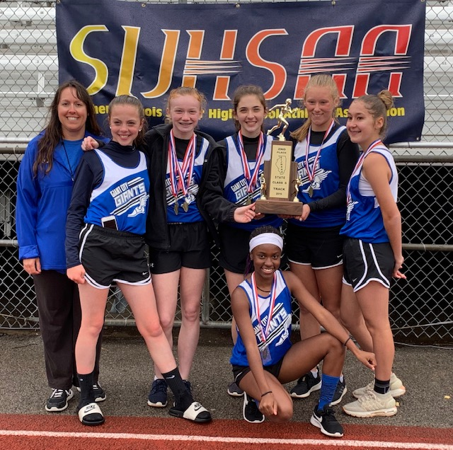 2019 SIJHSAA Class S Girls State Track 2nd Giant City