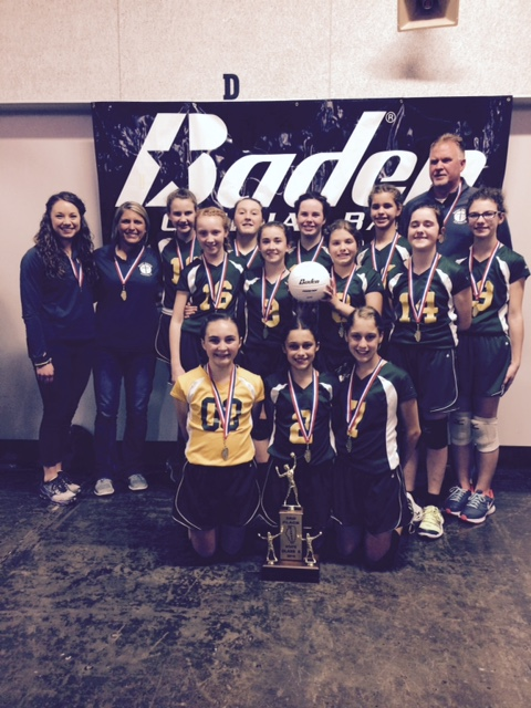2016 Class S Volleyball 3rd Place St.Bruno Pinckneyville